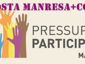 Proposta Manresa+Comerç al PRESSUPOST PARTICIPATIU 2016