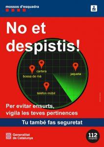 Consells de seguretat dels Mossos d'Esquadra