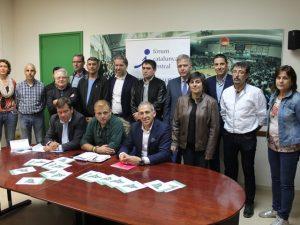 Representants d'entitats socials i econòmiques del Bages s'uneixen per defensar els llocs de treball de la mineria