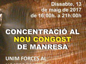 MANRESA + COMERÇ DÓNA SUPORT A LA MINERIA DEL BAGES