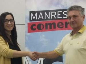 Tània Infante, nova presidenta de la Unió de Botiguers.