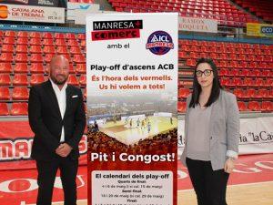Manresa + comerç, amb l'ICL Manresa pel play-off d'ascens a l'ACB