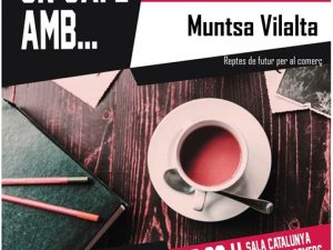 Fem un cafè amb… Muntsa Vilalta