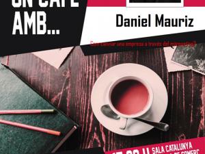 Fem un cafè amb… Daniel Mauriz