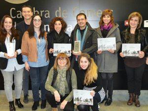 L'ENGLANTINA I LES SABATILLES VERMELLES, GUANYADORS DEL CONCURS D'APARADORS DE NADAL DE MANRESA