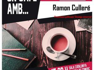 Fem un cafè amb… Ramón Culleré. Presentació publicació 'Clonatge comercial'