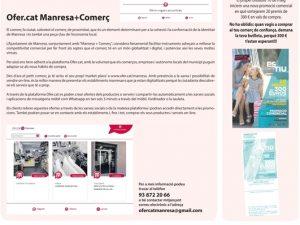 La Veu de Manresa+Comerç -Maig 2019-