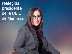 Tània Infante, reelegida presidenta de la UBIC Manresa